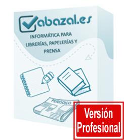 Programa para librerías profesional